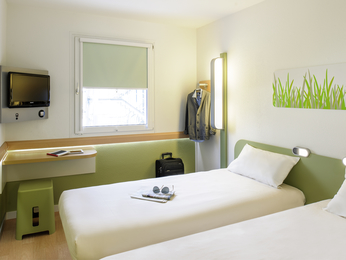 Hotel ibis budget Hy�res centre ville