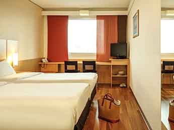 Chambres - ibis Wien Messe