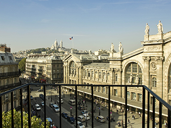 Hotel Mercure Paris Terminus Nord Paris