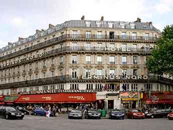 Mercure Paris Terminus Nord 3
