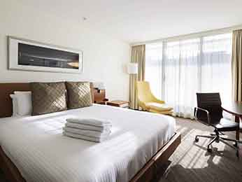 Rooms - Novotel Canberra