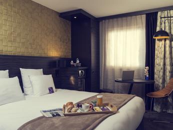 Hotel Mercure Paris Porte de Pantin Pantin