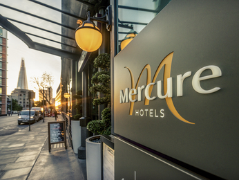 Destino - Hotel Mercure Londres Bridge
