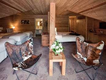 Hotel Mercure Saint-Lary Soulan