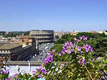 Destination - Mercure Rome Colosseum Centre