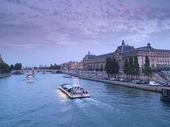 Destination - Mercure Paris Plaza Pont Mirabeau Hotel