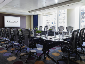 Meetings - Sofitel Chicago Water Tower