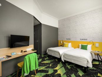 Rooms - Mercure Budapest Metropol Hotel