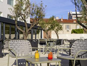 Hotel Mercure Prado Marseille