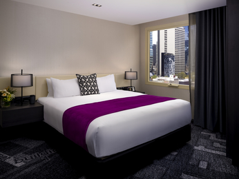 Kamers - The Swanston Hotel Melbourne Grand Mercure