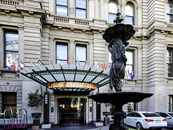 Miejsce podróży - Grand Hotel Melbourne - MGallery Collection