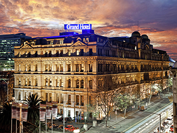 Hotel - Grand Hotel Melbourne - MGallery Collection