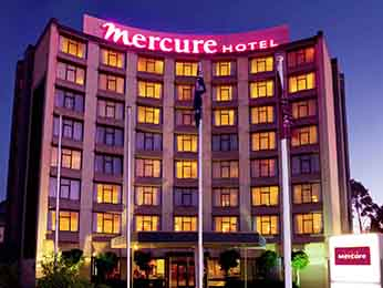 Hotel - Mercure Geelong