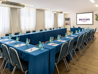 Meetings - Mercure Belo Horizonte Lifecenter Hotel