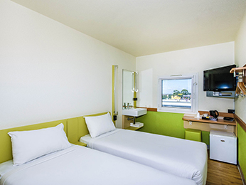 Chambres - ibis budget Fawkner
