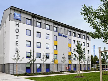 Hotel - ibis budget Munique Garching