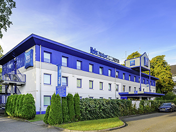 hotel in bielefeld ibis budget bielefeld city ost. Black Bedroom Furniture Sets. Home Design Ideas