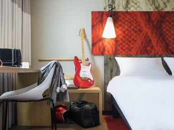 Chambres - ibis Londres Stratford