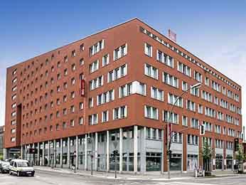 Hotel Ibis Berlin City Ost Berlin