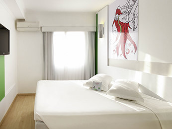 Rooms - ibis Styles Joinville