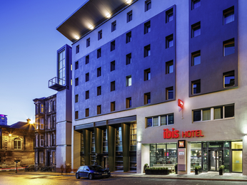 Ibis Glasgow | Well Equipped & Modern Hotel in Glasgow - ALL