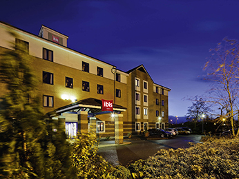 Rooms - ibis Lincoln