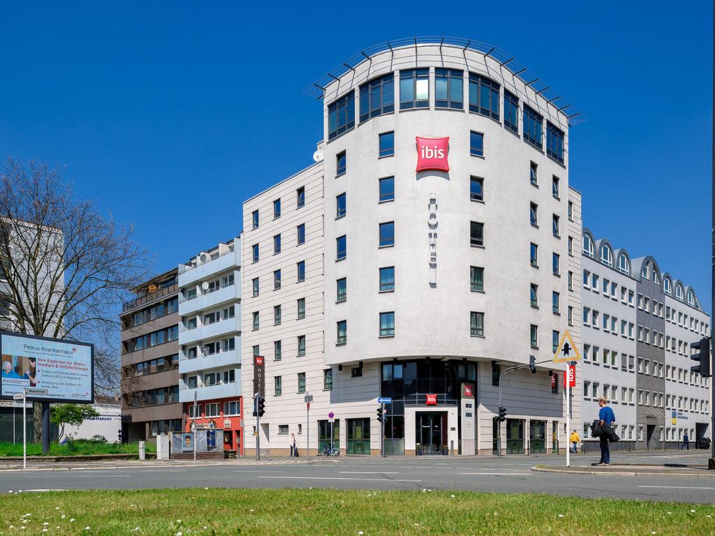 Intercityhotel wuppertal elberfeld mitte viamichelin for Hotel wuppertal elberfeld