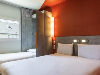 Hotel ibis budget Senlis Senlis