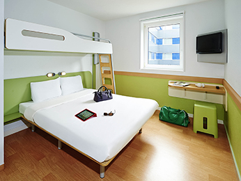 Chambres - ibis budget Zurich City West