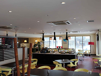 Restaurante - ibis Newcastle