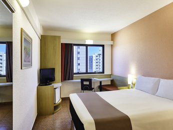 Chambres - ibis Taubate
