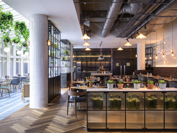 Restaurant - Novotel London City South
