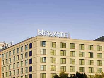Hotel Novotel Berlin Mitte Berlin