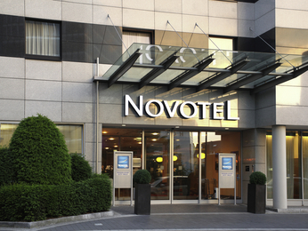 Hotel Novotel Duesseldorf City West