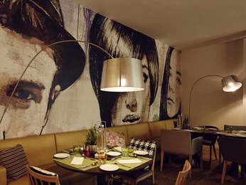 Restaurante - Novotel Munich City