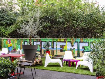 Hotel ibis Paris Porte de Clichy Centre Clichy