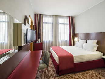 Rooms - Mercure Rome Piazza Bologna