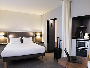 Rooms - Novotel Suites Paris CDG Airport Villepinte