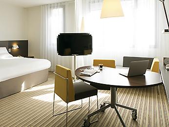 Suite Novotel Paris Rueil Malmaison