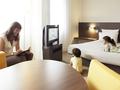 Hotel Suite Novotel Paris Velizy
