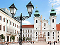 Hôtel Gyor - Hongrie