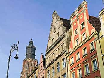 Destination - Hotel Mercure Wroclaw Centrum