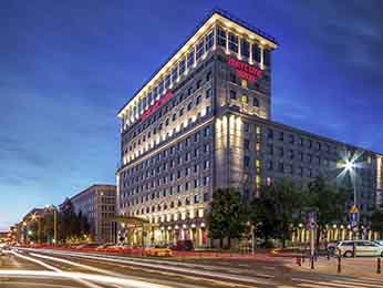 Warszawa Mercure Grand Hotel