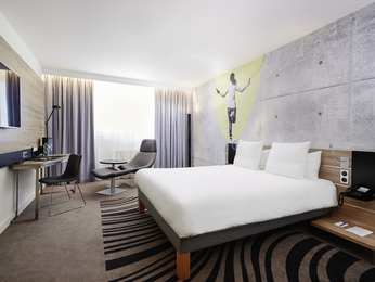 Rooms - Novotel Krakow City West