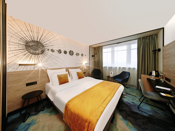 Rooms - Hotel Mercure Torun Centrum