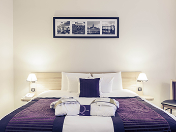 Rooms - Mercure Tours Centre Gare Hotel
