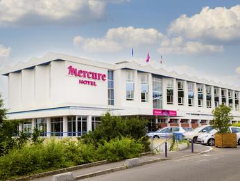 Hotel Mercure Nevers Pont de Loire Nevers