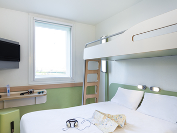 Chambres - ibis budget Roissy CDG Paris Nord 2