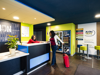 Hotel Ibis budget Vitry sur Seine A86 bords de Seine Vitry sur Seine