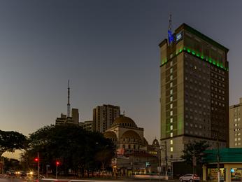 ibis budget Sao Paulo Paraiso